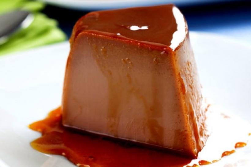 Sobremesa de Páscoa: Pudim de Chocolate com Cachaça