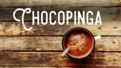 Chocopinga - Um drink pra aquecer o seu coração