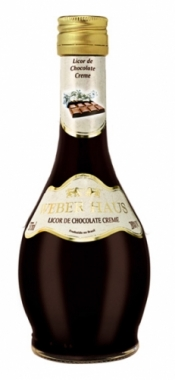 Licor Weber Haus de Chocolate Creme